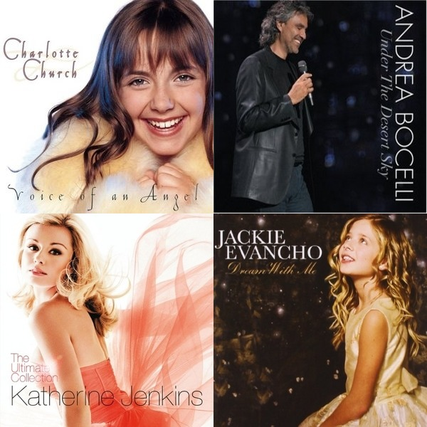 My classical voices