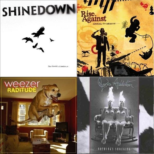 Hot Alternative Songs