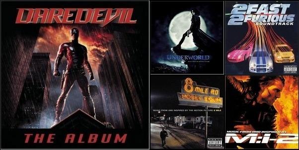 Soundtracks by Tek