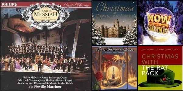 Scher Christmas Mix