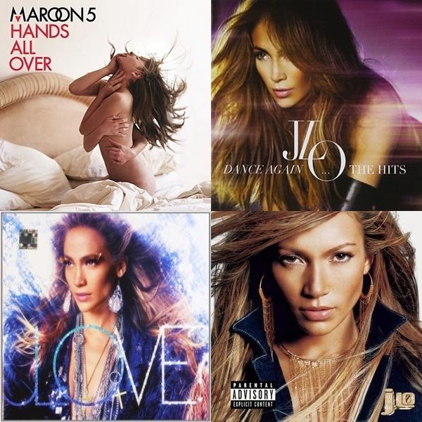 Jennifer lopez, Maroon 5