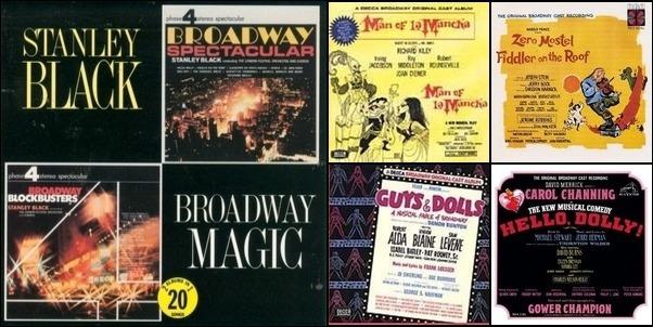 Broadway Musicals