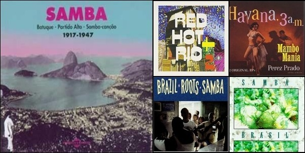 Samba Mambo Salsa