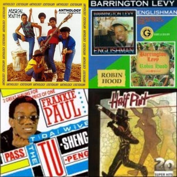 80's Reggae