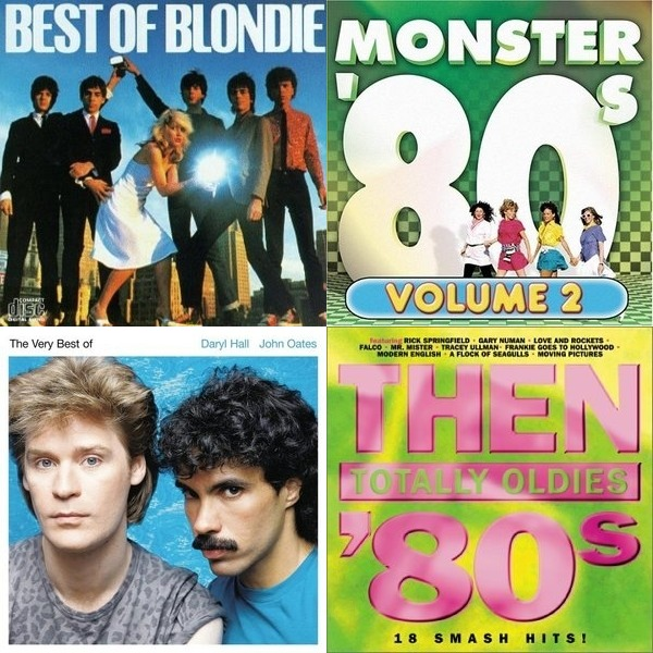 Sing Along II: Eighties Pop!