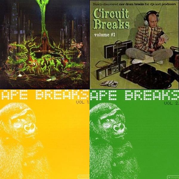 Drums, Beats, & Breaks