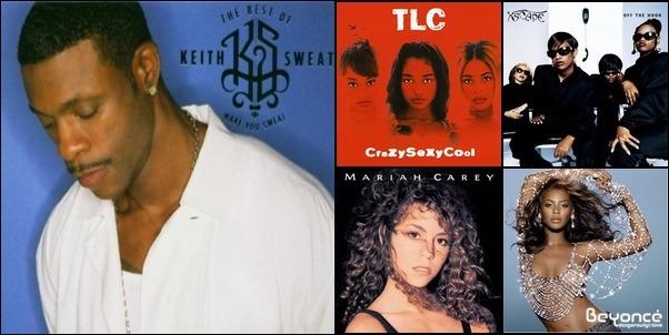 More R&B