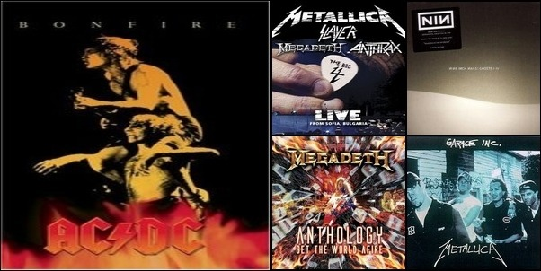 my metal music