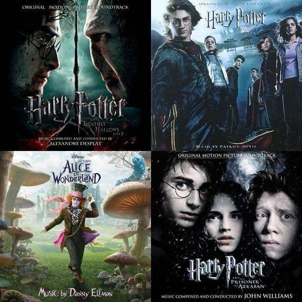 Pirates Of The Caribbean, Harry Potter, The Matrix