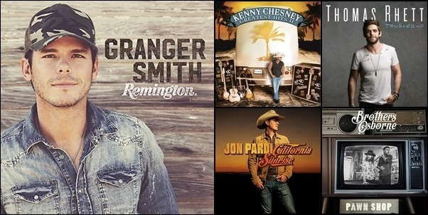 New music country