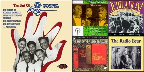southern black gospel: Playlist Details - BlueBeat - Music