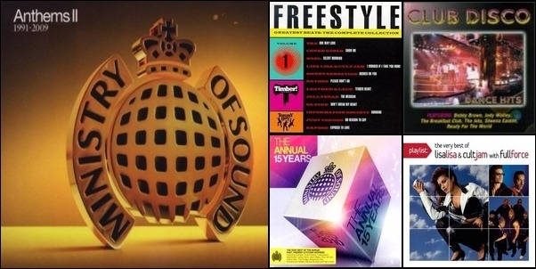 FREESTYLE AND DANCE
