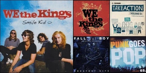 We The Kings!