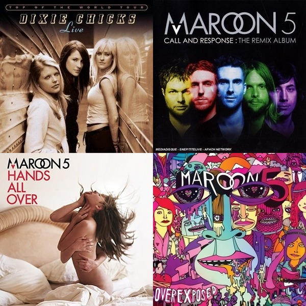 Capital Records songs.