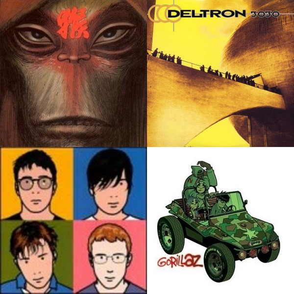 GorillaZnot