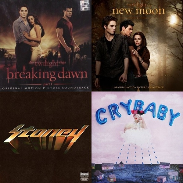 Depressing Favorites