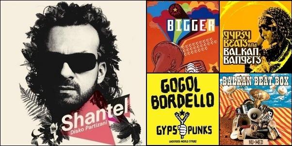 Balkan & Gypsy Groove