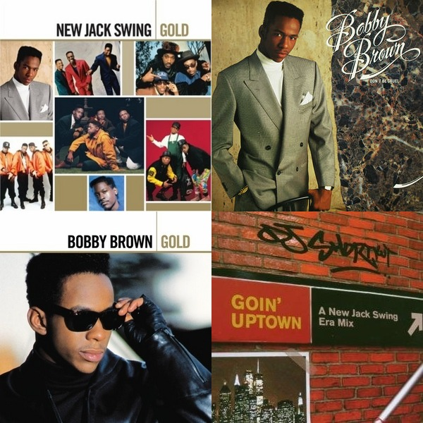 New Jack R&B and Hip Hop