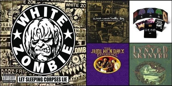 Billy's Hard Rock Playlist