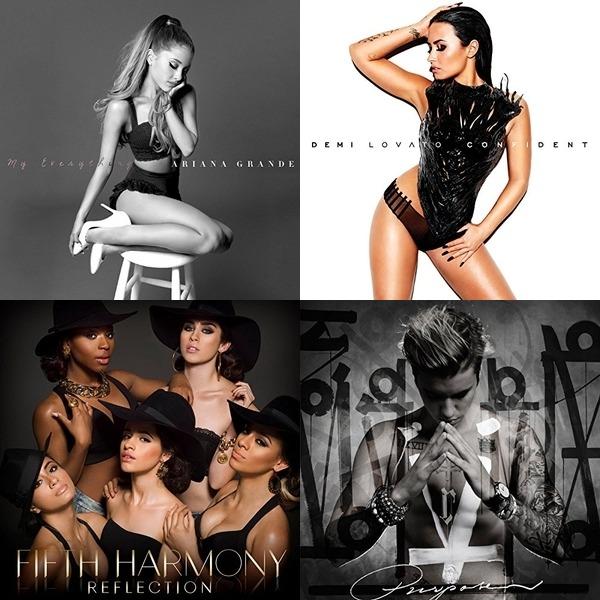 I'll have a Grande. An Ariana Grande.