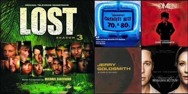 Modern TV & Movie Soundtracks
