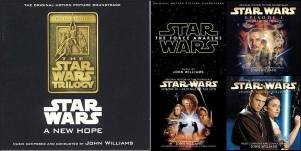 star wars songs