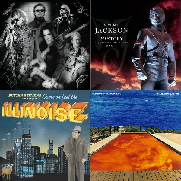 Albums I need to listen to
