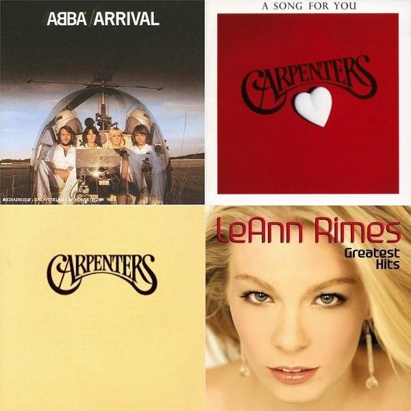 VOCALIES Pop Rock - Girls