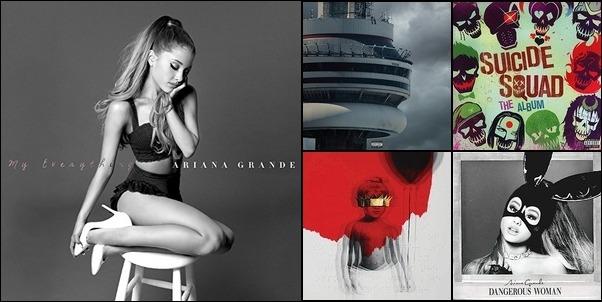 Pop and Hip Hop Playlist