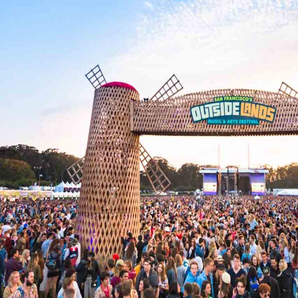 Outside Lands Festival 2013