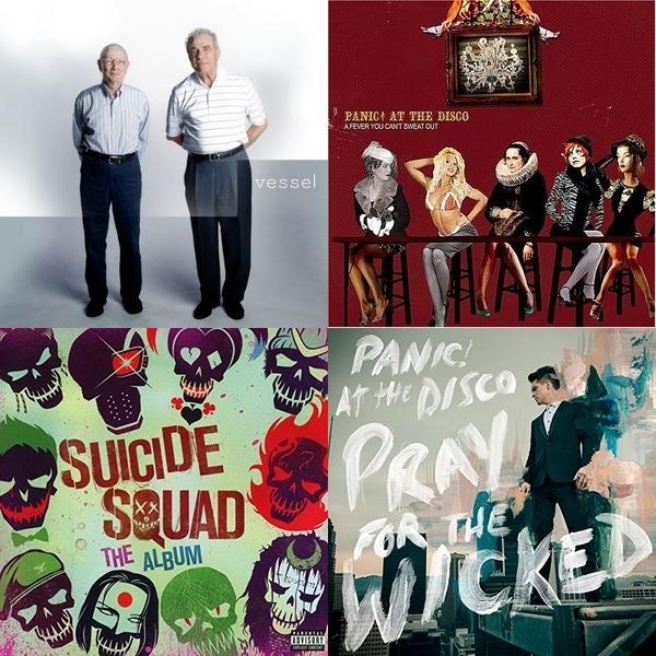 Emo Alternative hits