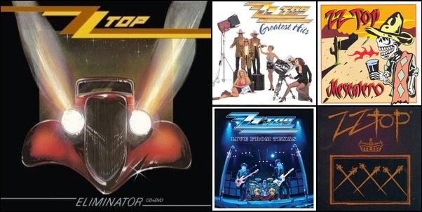 ZZ Top All
