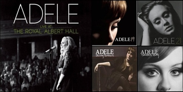 All Adele