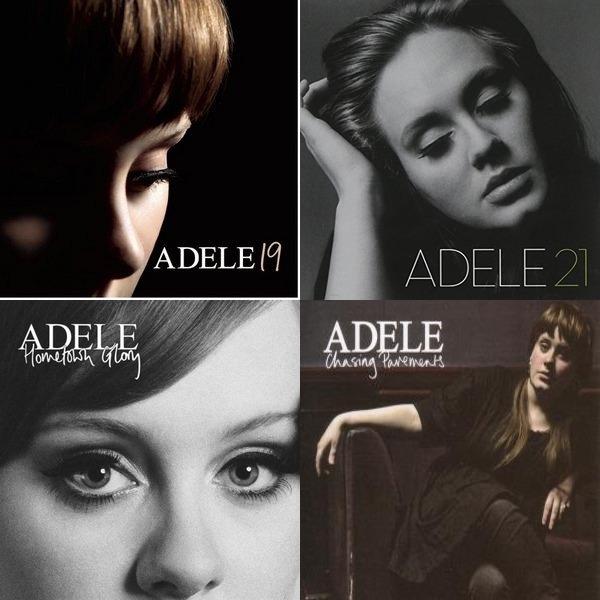 All Adele