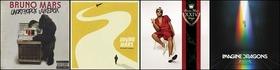 linkin park, bruno mars and billboard top 20