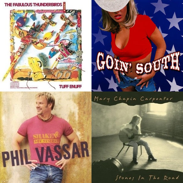 Jersey's Country Faves