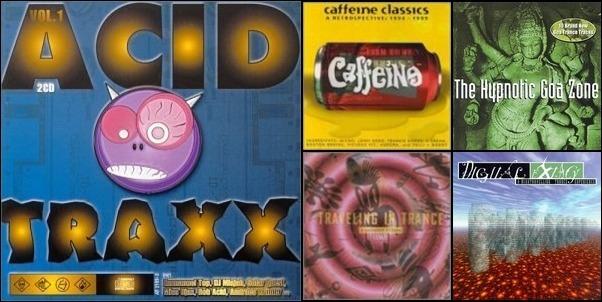 Various Trance Traxx 3