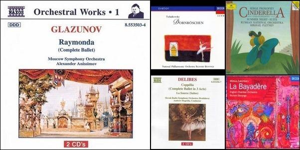 Balletnun1's Music
