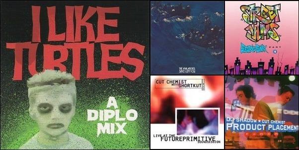 DJ mixtapes and megamixes
