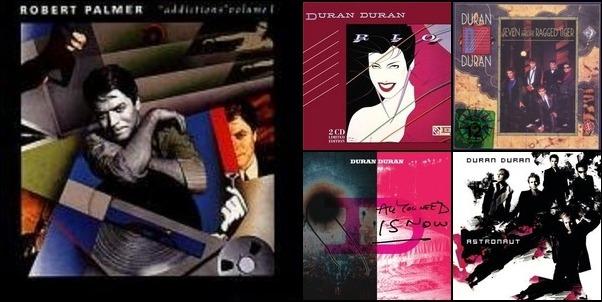 Duran Duran etal