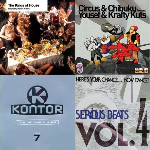 Pure House Grooves