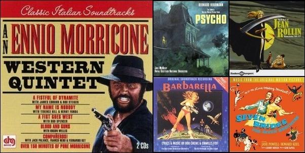 TV & Movie Soundtracks 50s-60s