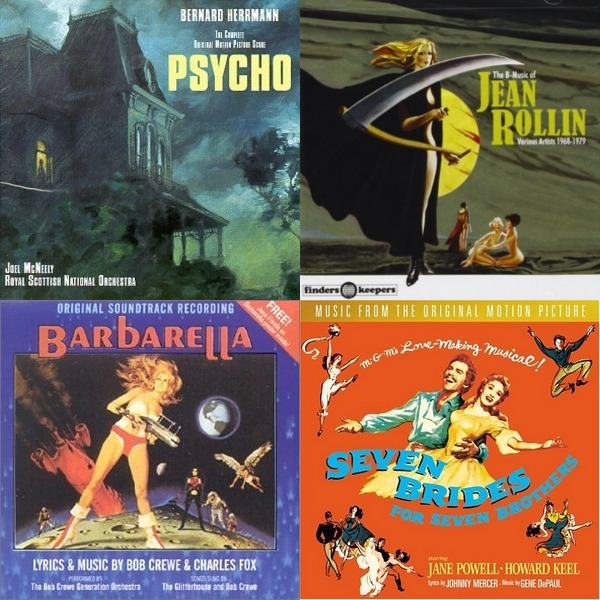 TV & Movie Soundtracks 50s-60s