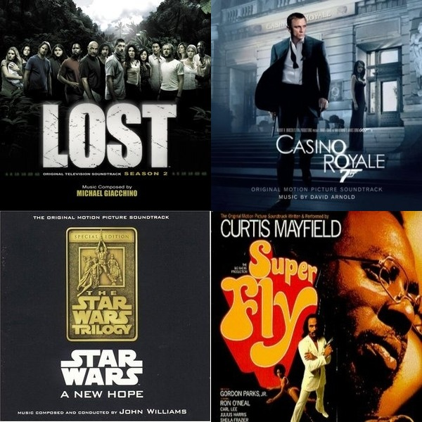Soundtracks and Themes