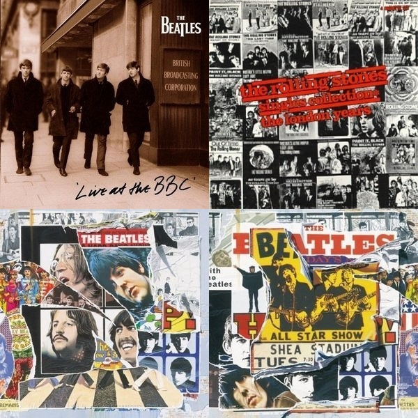 The Beatles & Rolling Stones