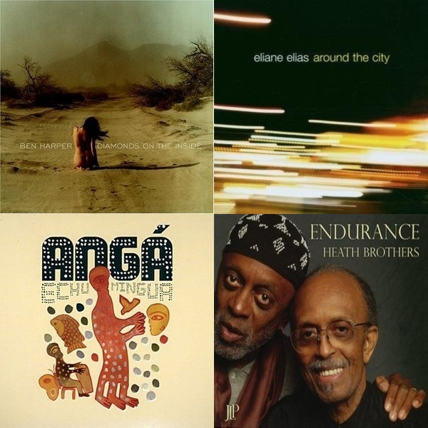 jazz samplings