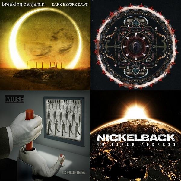 Rock Music Of Multiple Genras