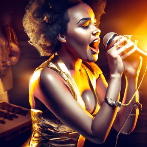 Soulful & Funky.
