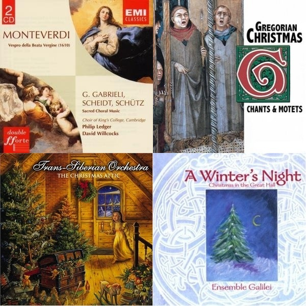Celtic Plus Holiday Music