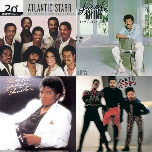 HzMyJoy's 80s R&B Pt2